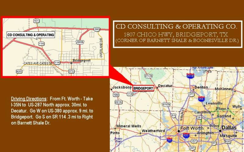 Cd Consulting Operating Co
